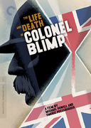 The Life and Death of Colonel Blimp (Criterion DVD)