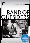 Band of Outsiders (Criterion Blu-Ray)