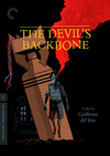 The Devil's Backbone box cover