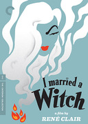 I Married a Witch (Criterion DVD)
