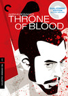 Throne of Blood (Criterion Blu-Ray/DVD Combo)