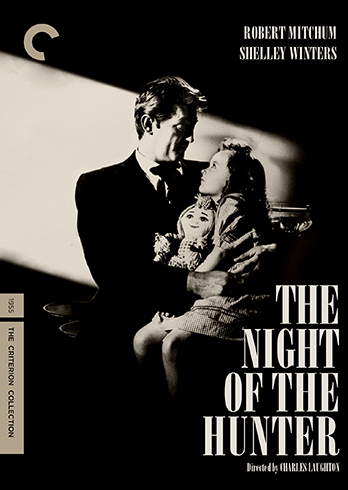 Image result for the night of the hunter dvd