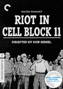 Riot in Cell Block 11 (Criterion Blu-Ray/DVD Combo)