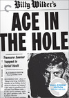 Ace in the Hole (Criterion Blu-Ray/DVD Combo)