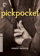 Pickpocket (Criterion DVD)