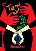 Tie Me Up! Tie Me Down! (Criterion DVD)