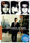 Vengeance Is Mine (Criterion Blu-Ray)