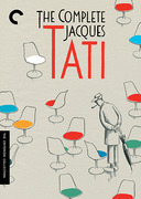 The Complete Jacques Tati (Criterion DVD)