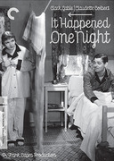 It Happened One Night (Criterion DVD)