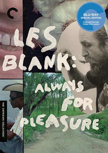 DVD cover image from Criterion edition of the film Always for Pleasure