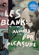 Les Blank: Always for Pleasure (Criterion Blu-Ray)