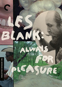 Les Blank: Always for Pleasure (Criterion DVD)