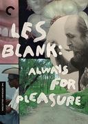 Les Blank: Always for Pleasure (Criterion DVD)