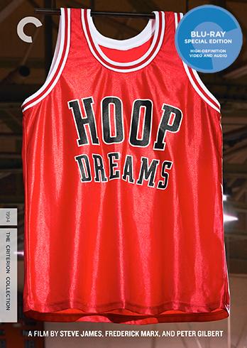 hoop dreams the collection hoop dreams blu ray