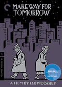 Make Way for Tomorrow  (Criterion Blu-Ray)