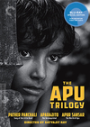 The Apu Trilogy (Criterion Blu-Ray)