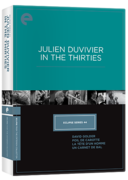 Eclipse Series 44: Julien Duvivier in the Thirties (Eclipse DVD)