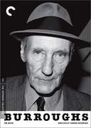 Burroughs: The Movie  (Criterion DVD)