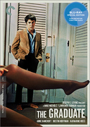 The Graduate (Criterion Blu-Ray)