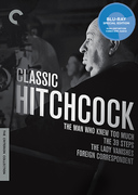 Classic Hitchcock (Criterion Blu-Ray)