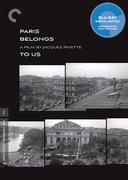 Paris Belongs to Us (Criterion Blu-Ray)