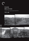 Paris Belongs to Us (Criterion DVD)
