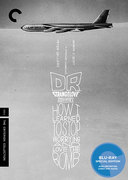 Dr. Strangelove, or: How I Learned to Stop Worrying and Love the Bomb (Criterion Blu-Ray)
