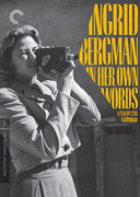 Ingrid Bergman: In Her Own Words (Criterion DVD)