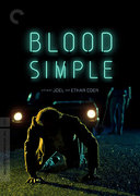 Blood Simple (Criterion DVD)
