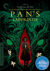 Pan's Labyrinth box cover