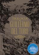 Trilogía de Guillermo del Toro (Criterion Blu-Ray)