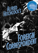 Foreign Correspondent (Criterion Blu-Ray)