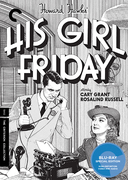 His Girl Friday (Criterion Blu-Ray)