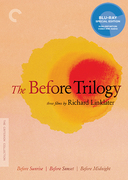 The Before Trilogy (Criterion Blu-Ray)