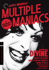 Multiple Maniacs (Criterion DVD)