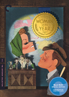Woman of the Year (Criterion Blu-Ray)