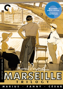 The Marseille Trilogy (Criterion Blu-Ray)