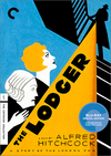 The Lodger: A Story of the London Fog (Criterion Blu-Ray)