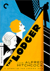 The Lodger: A Story of the London Fog (Criterion DVD)