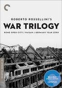 Roberto Rossellini's  War Trilogy (Criterion Blu-Ray)
