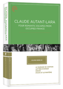 Eclipse Series 45: Claude Autant-Lara—Four Romantic Escapes from Occupied France (Criterion DVD)