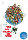 It's a Mad, Mad, Mad, Mad World (Criterion Blu-Ray)
