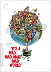 It's a Mad, Mad, Mad, Mad World (Criterion DVD)