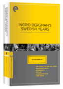 Eclipse Series 46: Ingrid Bergman's Swedish Years (Eclipse DVD)