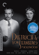 Dietrich & von Sternberg in Hollywood (Criterion Blu-Ray)