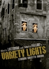 Variety Lights (Criterion DVD)