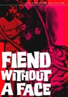 Fiend Without a Face (Criterion DVD)