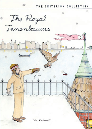 The Royal Tenenbaums (2001) - The Criterion Collection