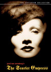 The Scarlet Empress (Criterion DVD)