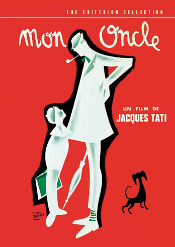 Mon oncle 1958 the criterion collection - Jacques tati mon oncle ...
